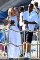 beyonce jay z italian yacht vacation with blue ivy 06