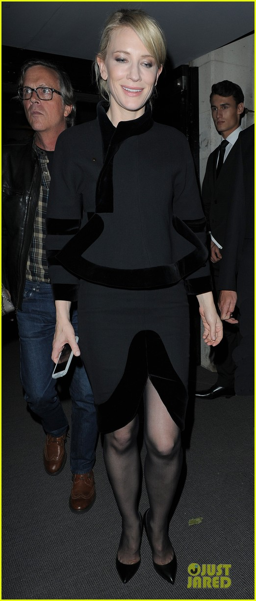 cate blanchett colin firth tom ford fashion show 062953917