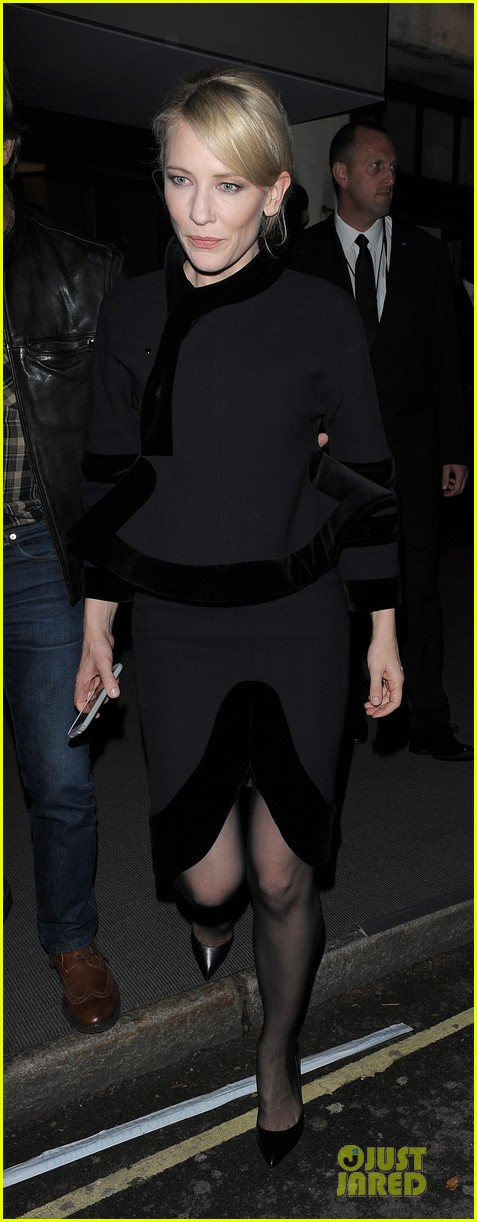 cate blanchett colin firth tom ford fashion show 122953923