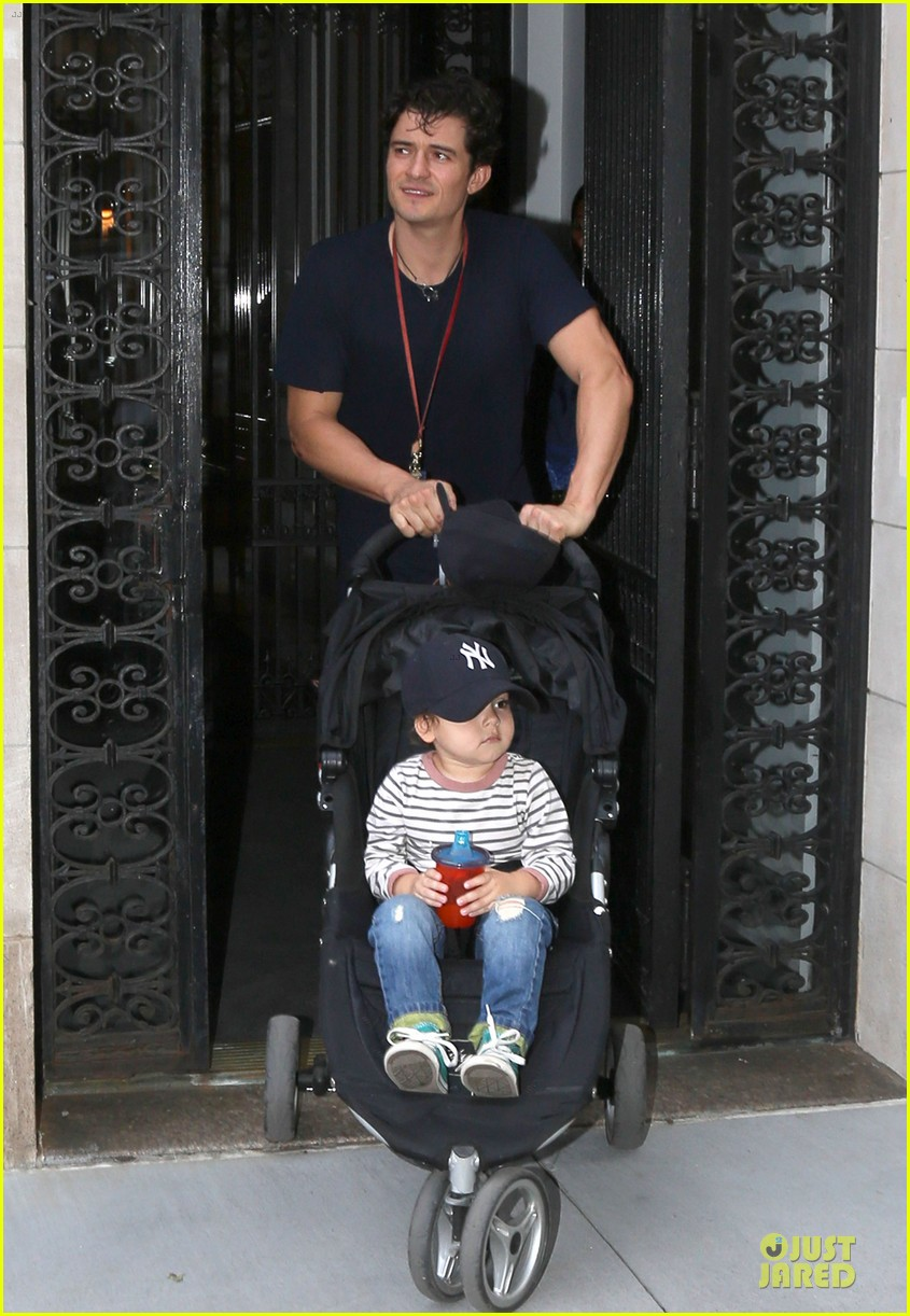 orlando bloom flynn babysitter stop before us open final 04