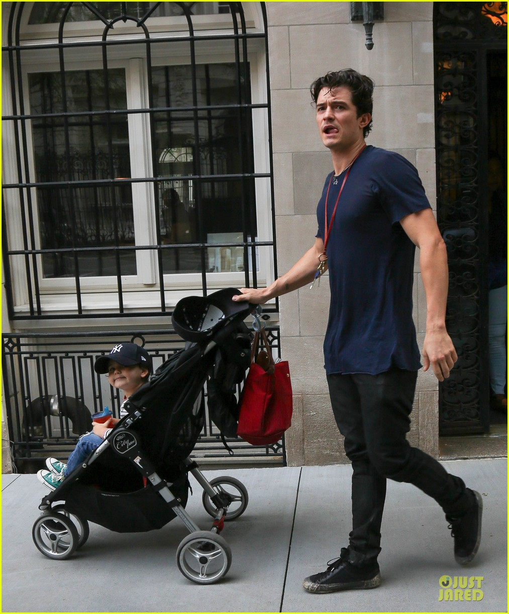 orlando bloom flynn babysitter stop before us open final 052949670