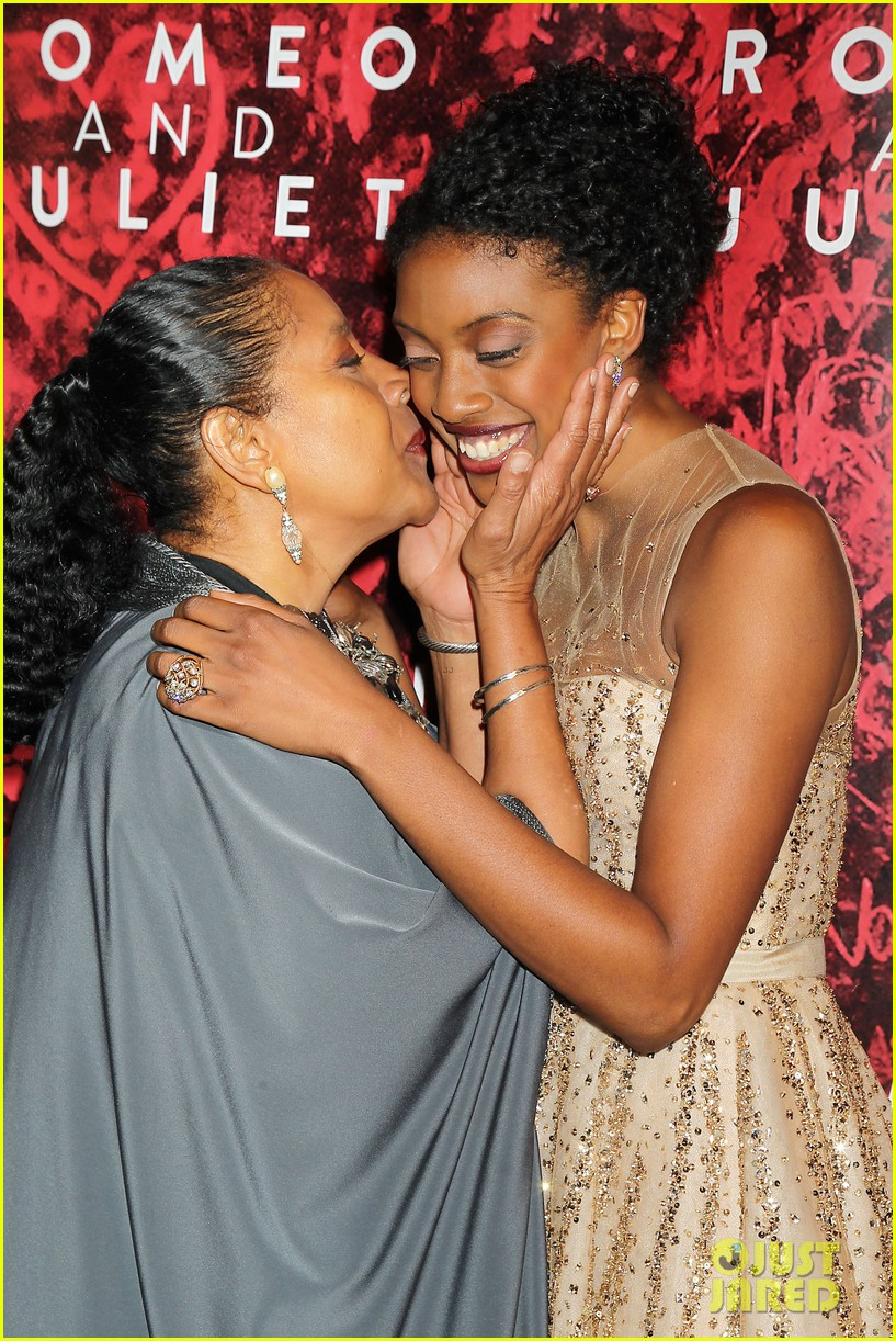 orlando bloom romeo juliet opening with condola rashad 28