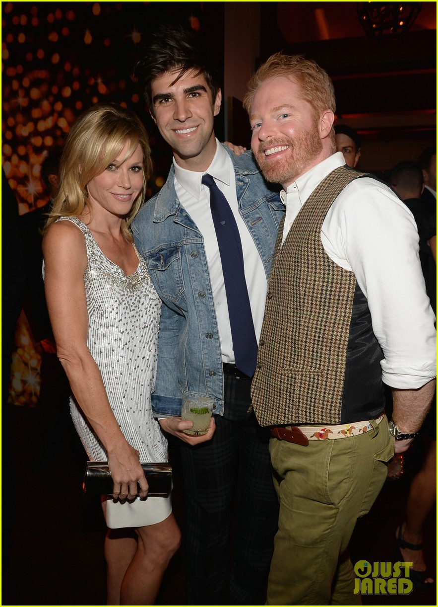julie bowen jesse tyler ferguson emmy week kick off 032953203