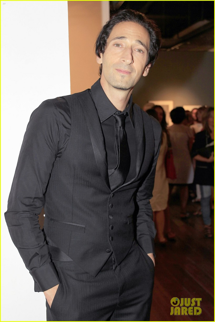 adrien brody bugatti lifestyle collections launch 02