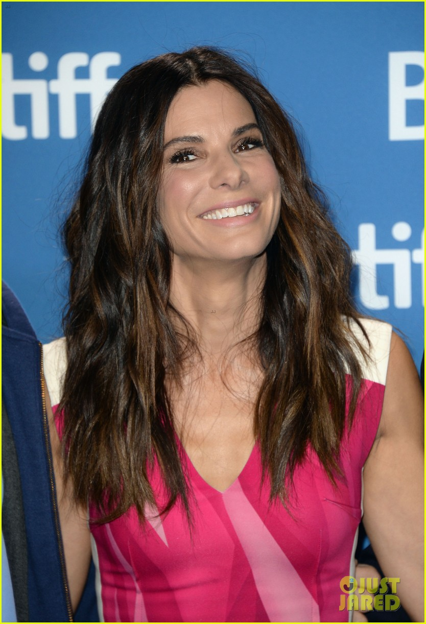 sandra bullock gravity tiff press conference 07