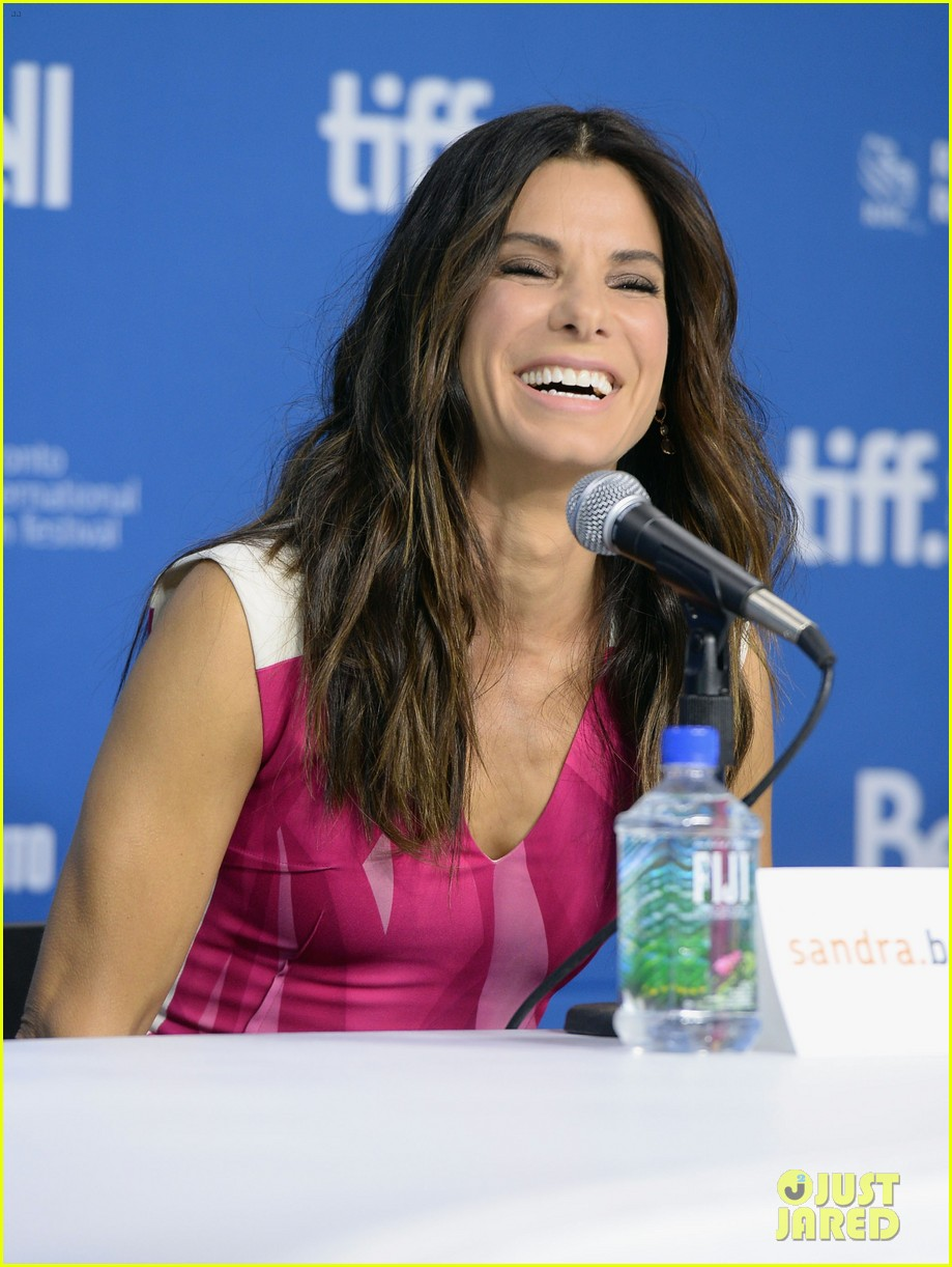 sandra bullock gravity tiff press conference 17