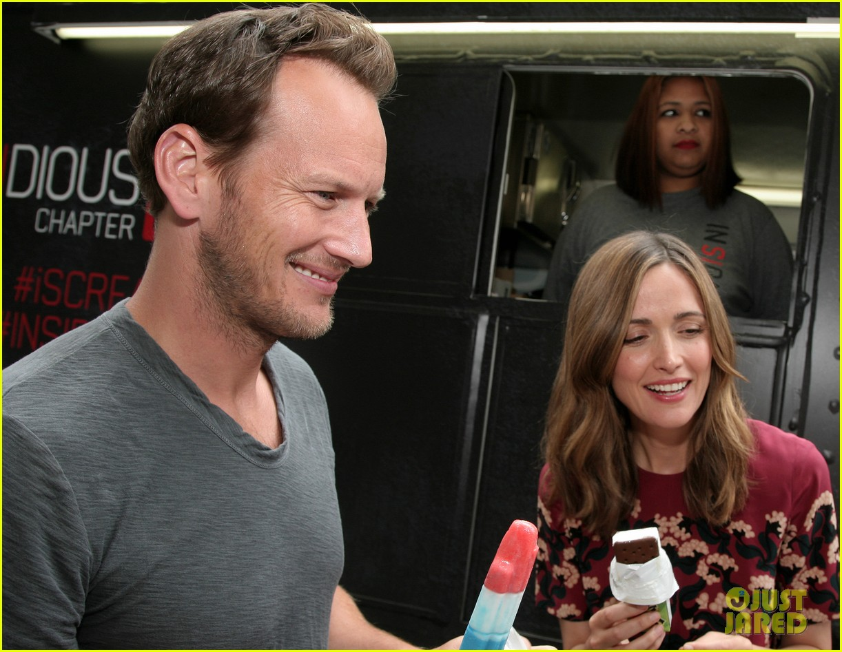 rose byrne patrick wilson promote insidious chapter 2 062945202