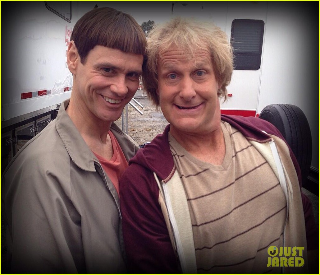 jim carrey jeff daniels begin filming dumb and dumber to 04
