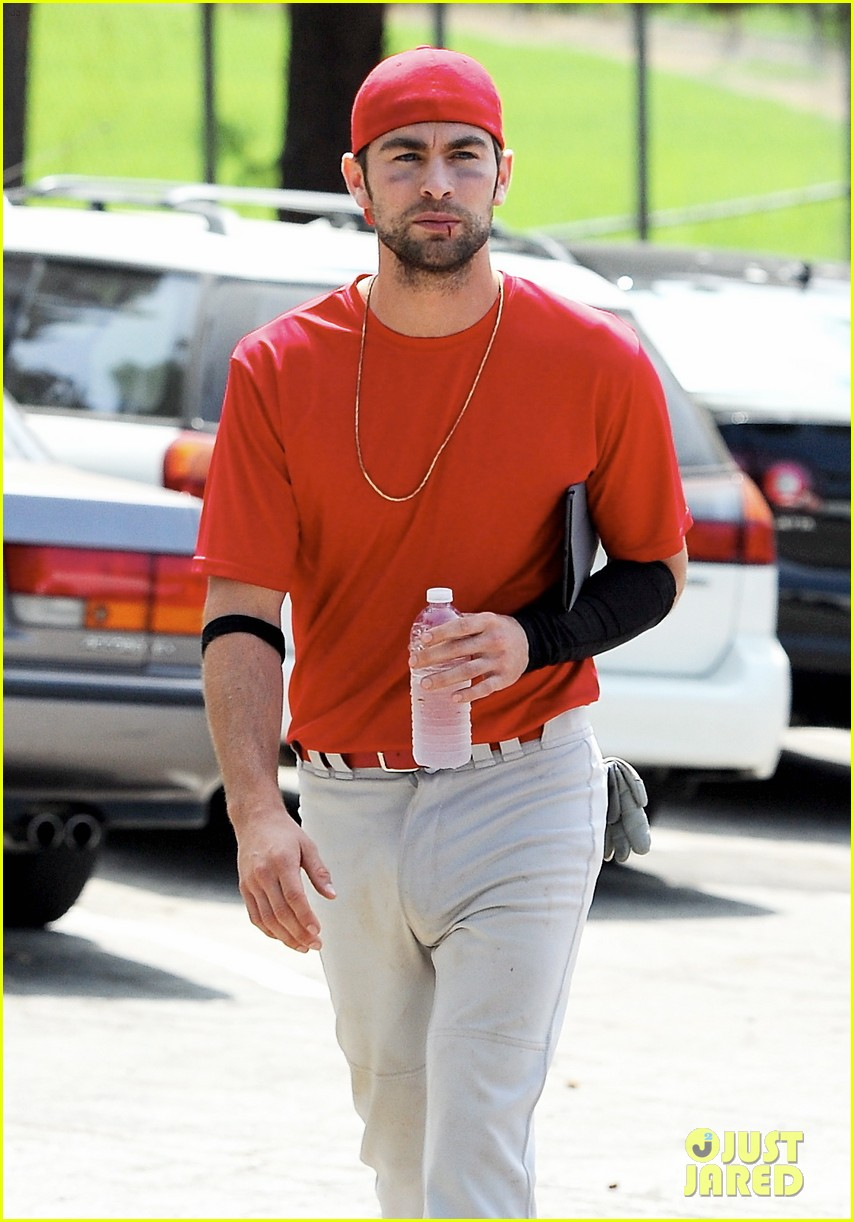 full sized photo of chace crawford aaron tveit undrafted