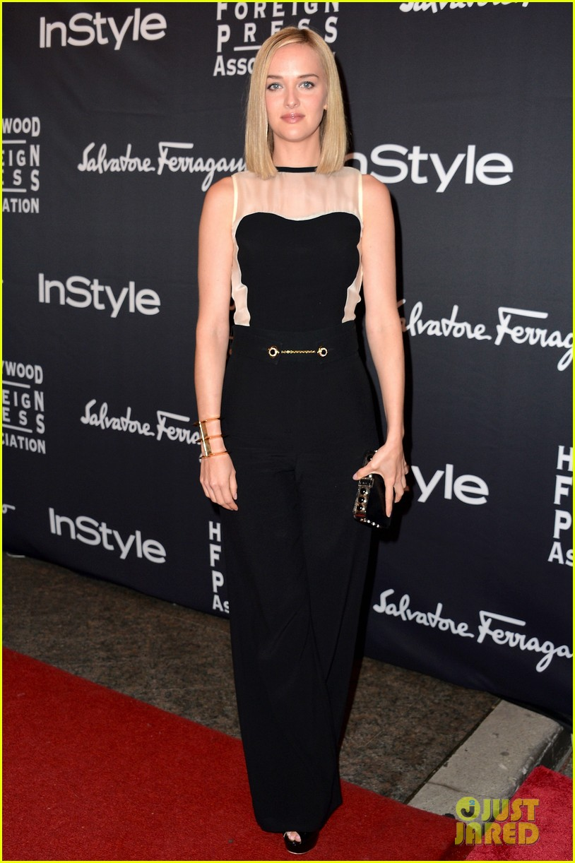 jessica chastain jennifer morrison hfpa instyle tiff party 302949137