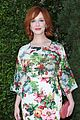 christina hendricks emily deschanel rape foundation annual brunch 08