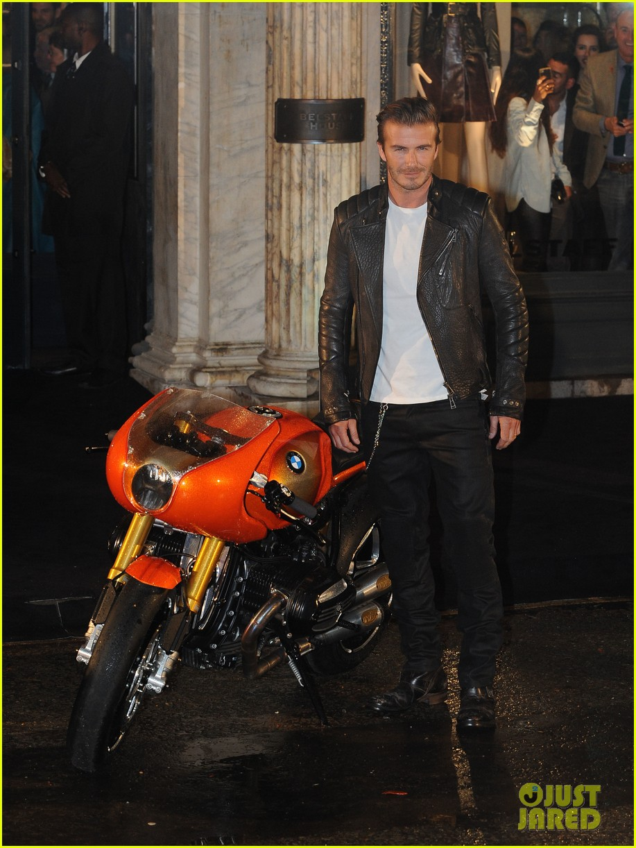 victoria david beckham separate london events 13