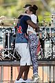 shirtless jason derulo cher lloyd iheartradio fest village performers 12
