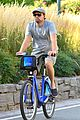 leonardo dicaprio citibike ride after us open date 01