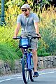 leonardo dicaprio citibike ride after us open date 09