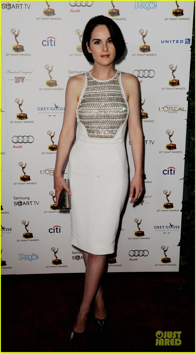 michelle dockery connie britton emmys nominee reception 152956727