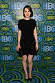 michelle dockery switches it up for hbo emmys after party 01
