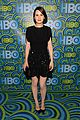 michelle dockery switches it up for hbo emmys after party 03