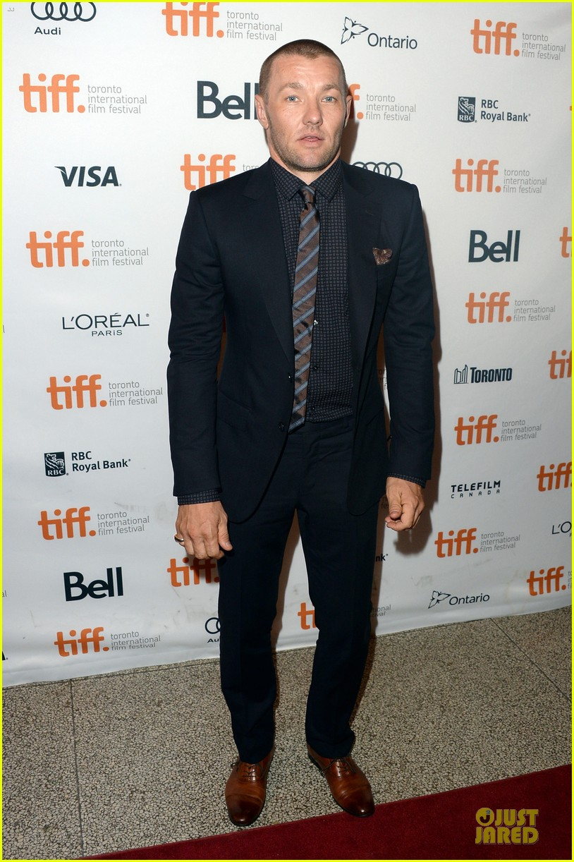 joel edgerton jai courtney felony tiff premiere portraits 172949770