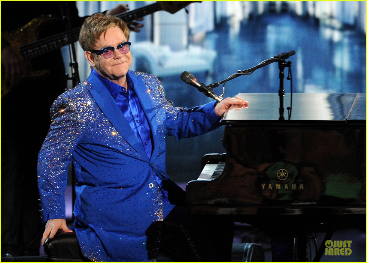 elton john emmys 2013 performance watch now 072958333