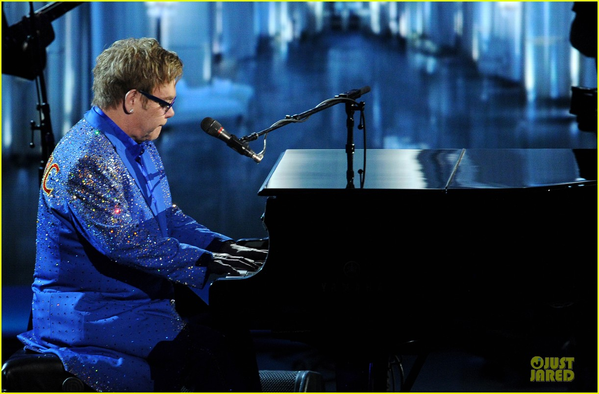 elton john emmys 2013 performance watch now 11