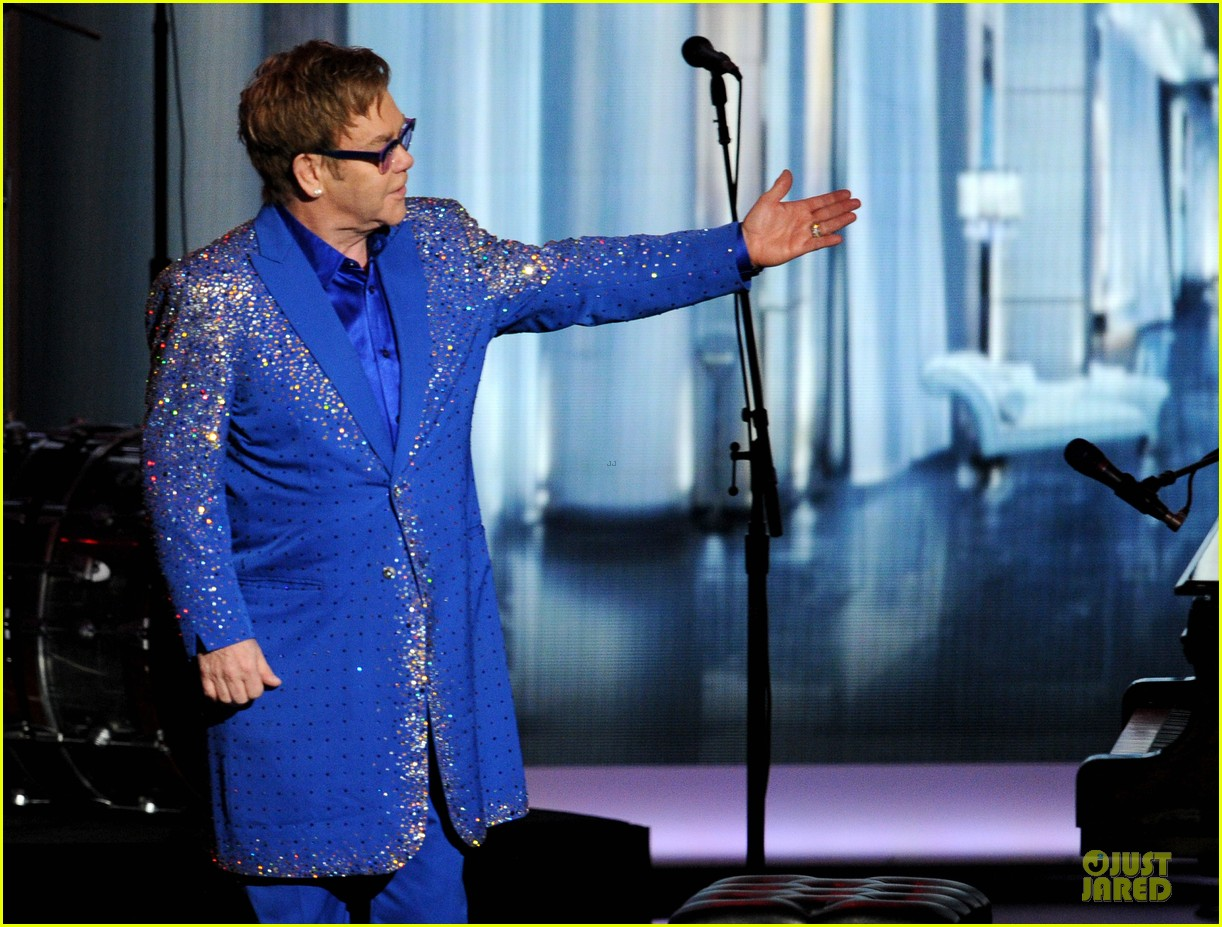 elton john emmys 2013 performance watch now 14