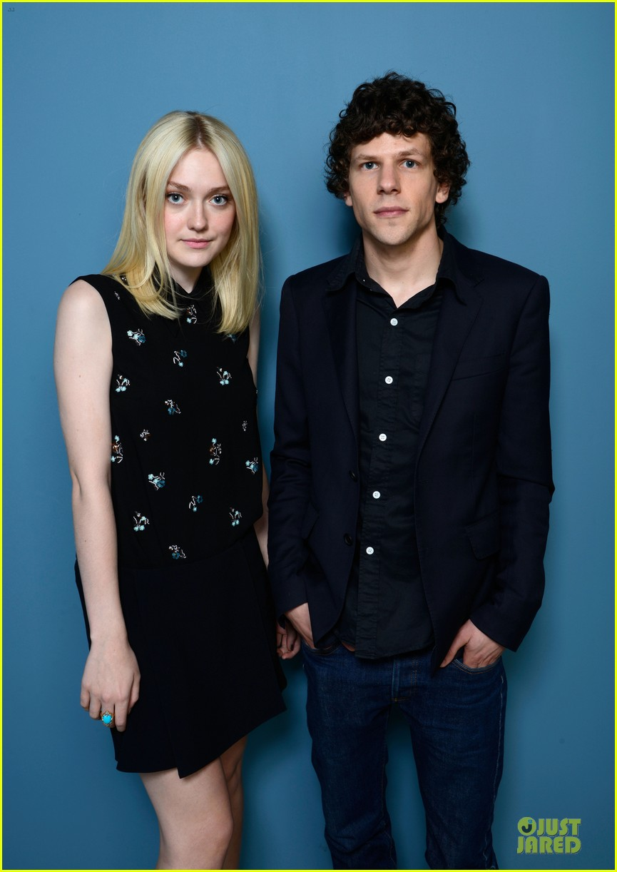 dakota fanning jesse eisenberg night moves tiff portraits 04