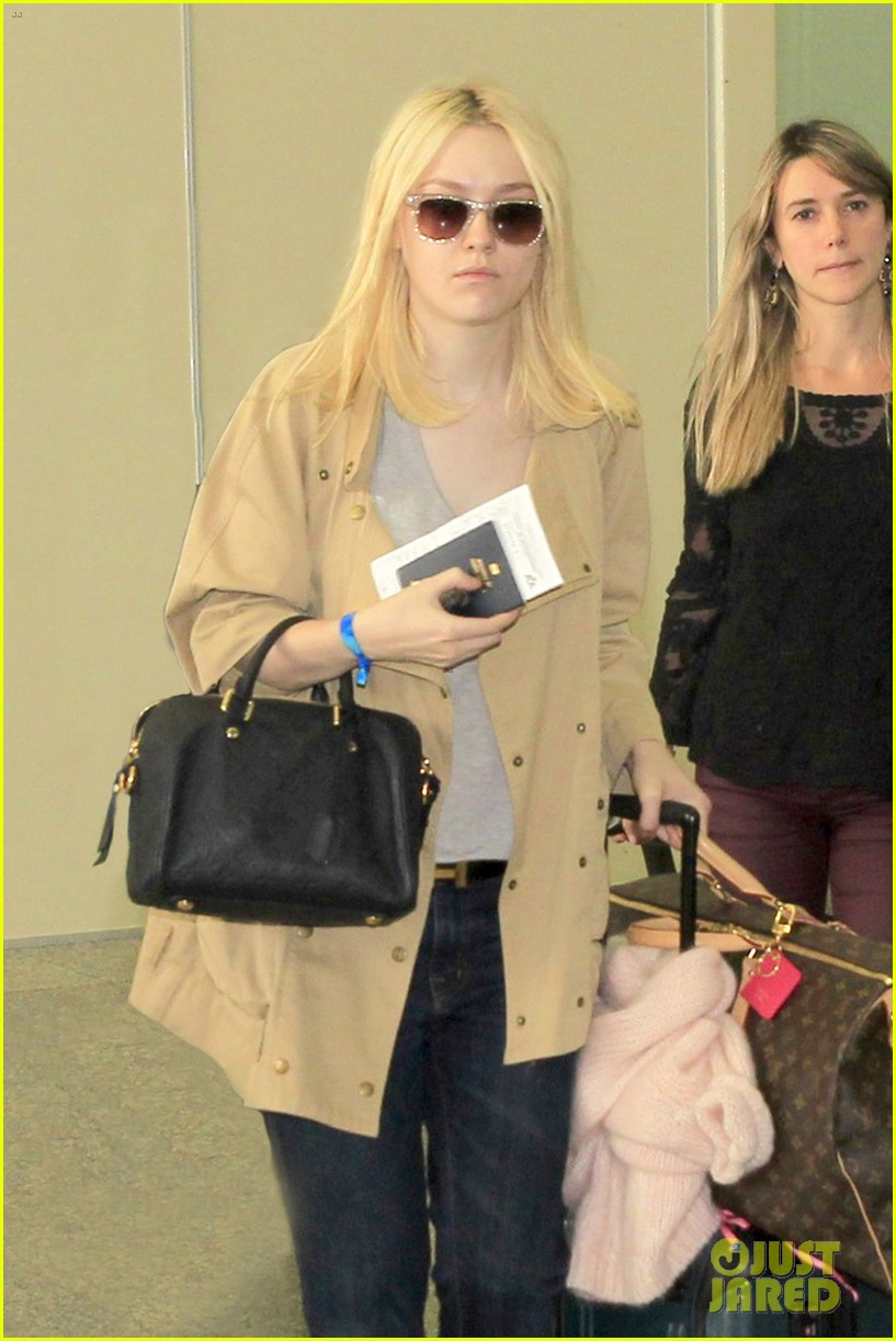 dakota fanning rio film festival after franny casting news 04