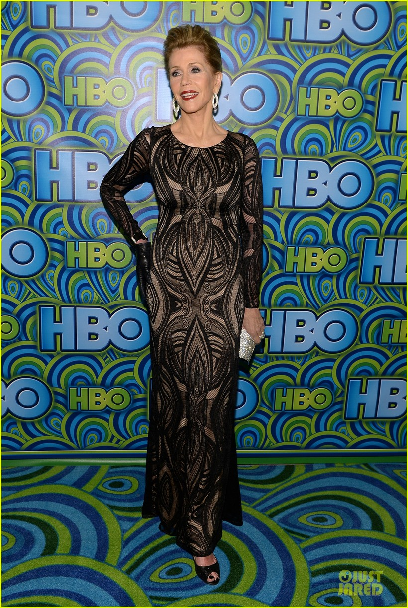 jane fonda marcia gay harden hbo emmys after party 2013 012958734