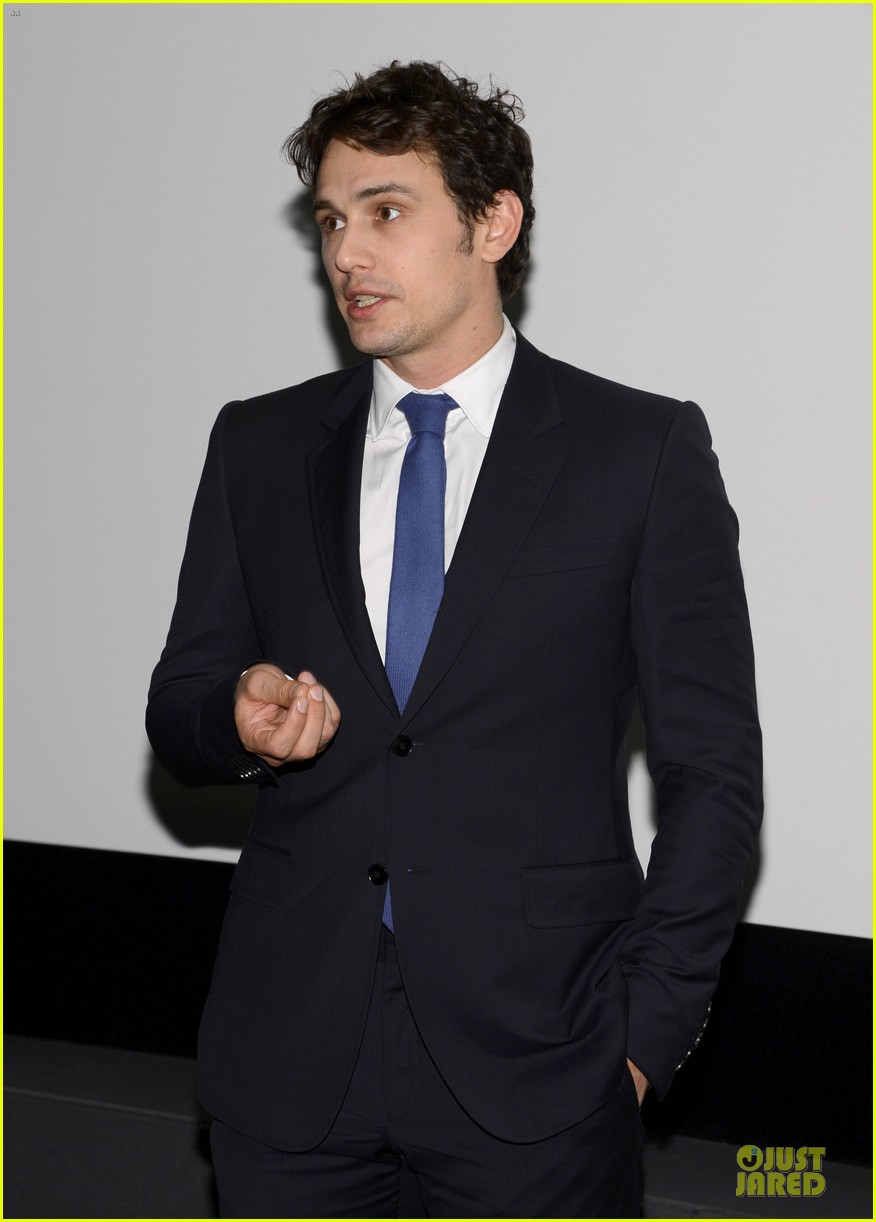 james franco the director screening at toronto film festival 09