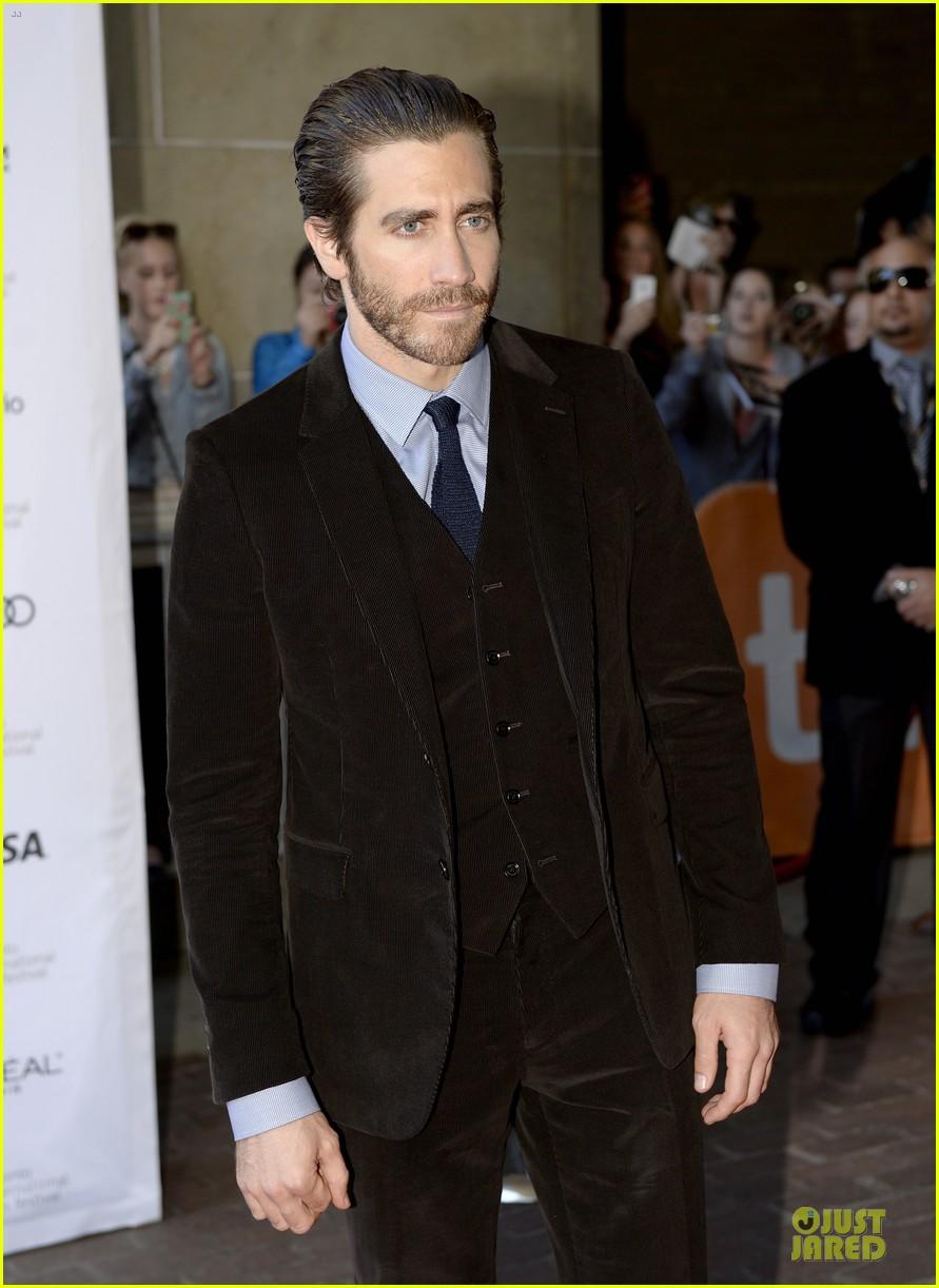 jake gyllenhaal enemy premiere at toronto film festival 072947416