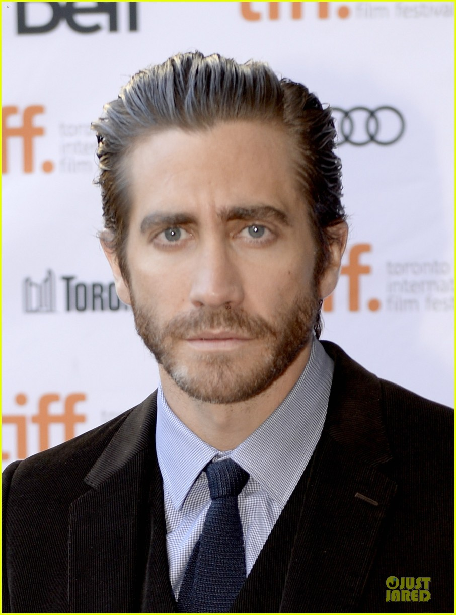 jake gyllenhaal enemy premiere at toronto film festival 10