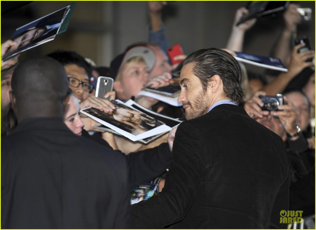 jake gyllenhaal enemy premiere at toronto film festival 11