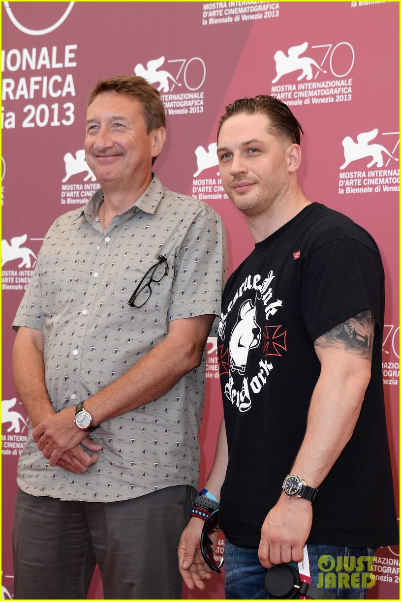 tom hardy locke photo call at venice film festival 10