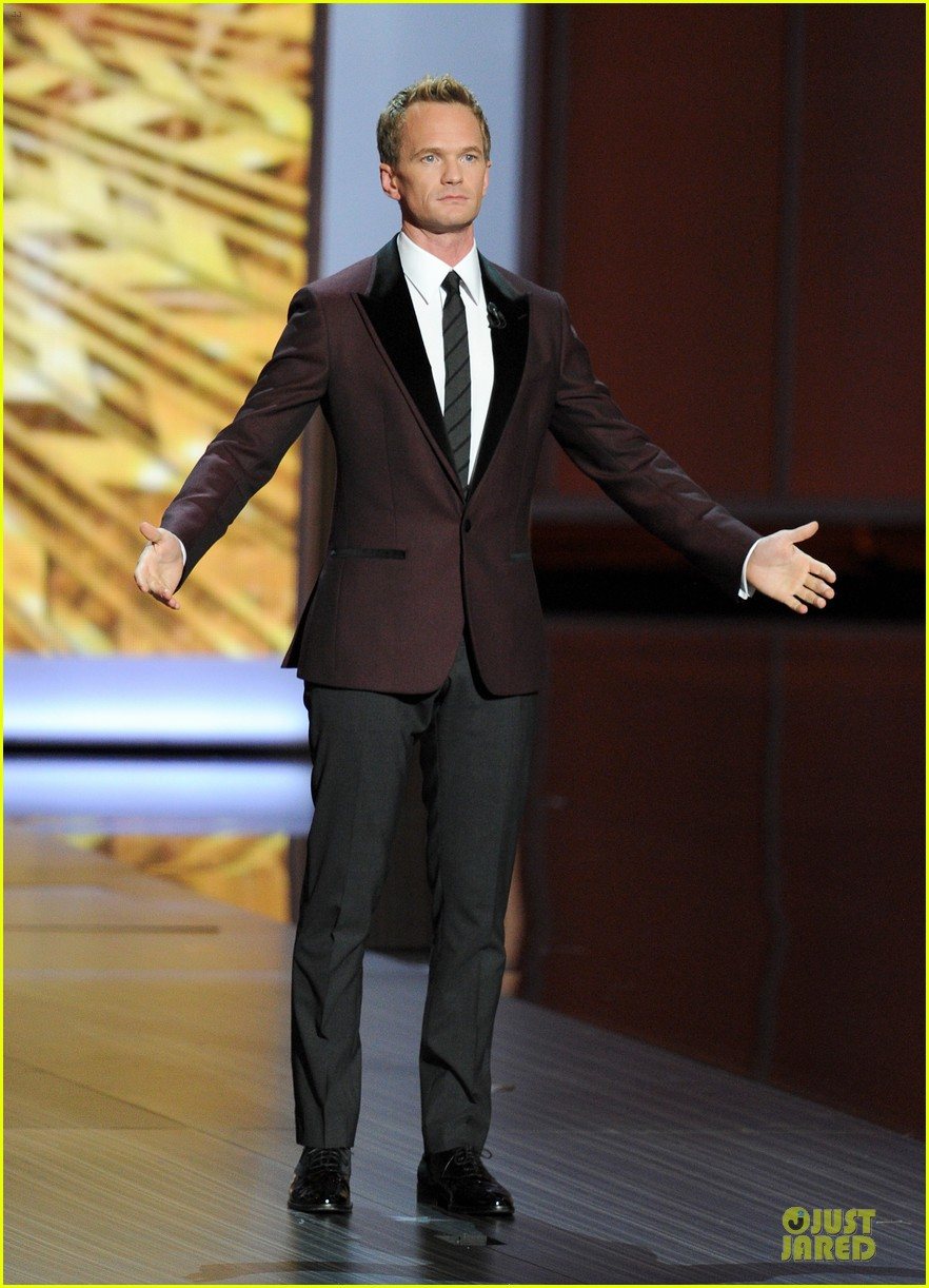 neil patrick harris emmys 2013 opening monologue 012958296