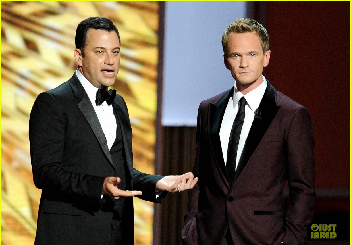 neil patrick harris emmys 2013 opening monologue 07