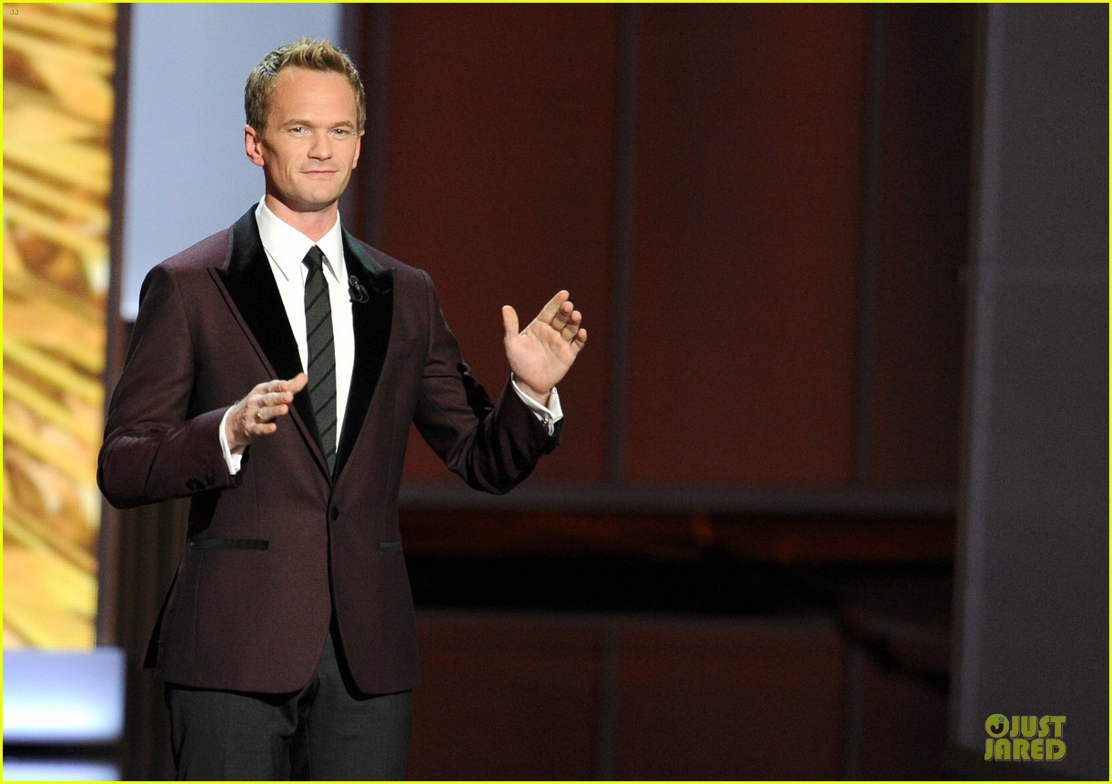 neil patrick harris emmys 2013 opening monologue 10
