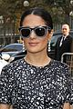 salma hayek balenciaga paris fashion show 04