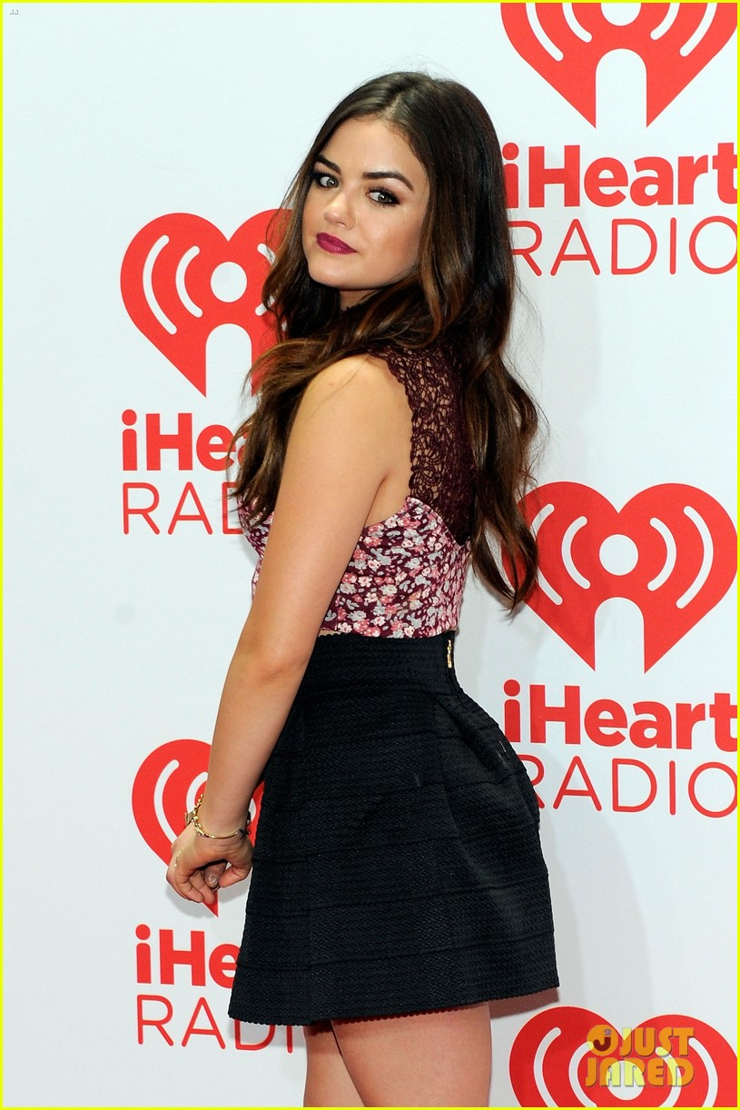colton haynes shay mitchell lucy hale iheartradio guests 11