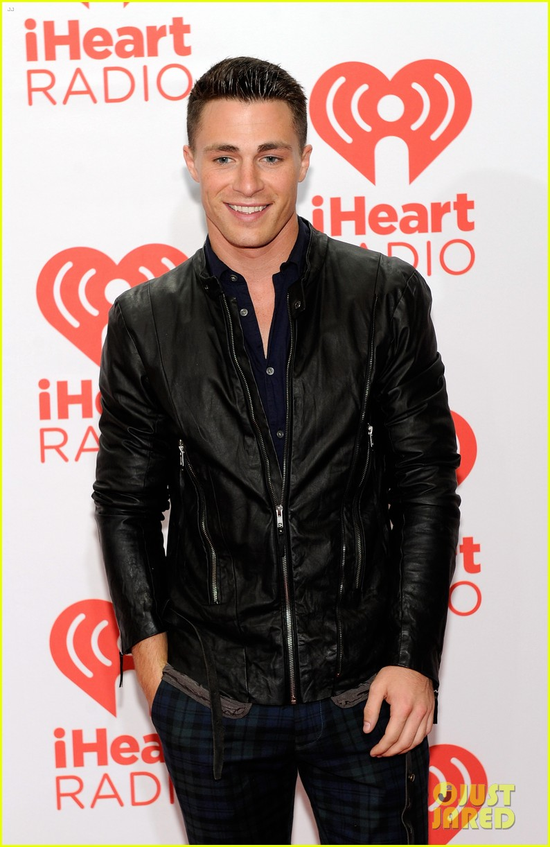 colton haynes shay mitchell lucy hale iheartradio guests 162957265