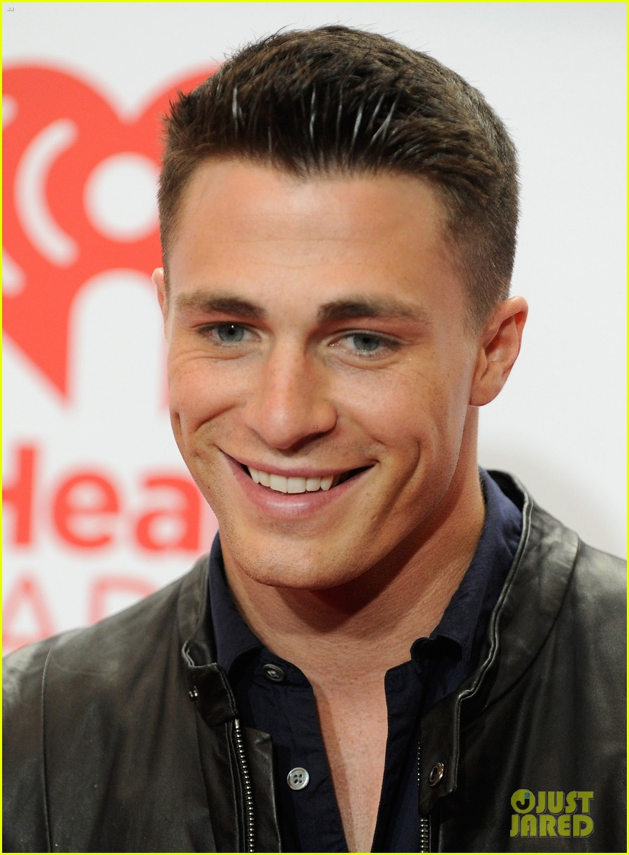 colton haynes shay mitchell lucy hale iheartradio guests 182957267