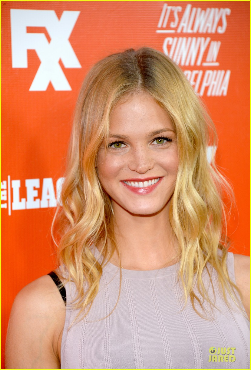 erin heatherton gym