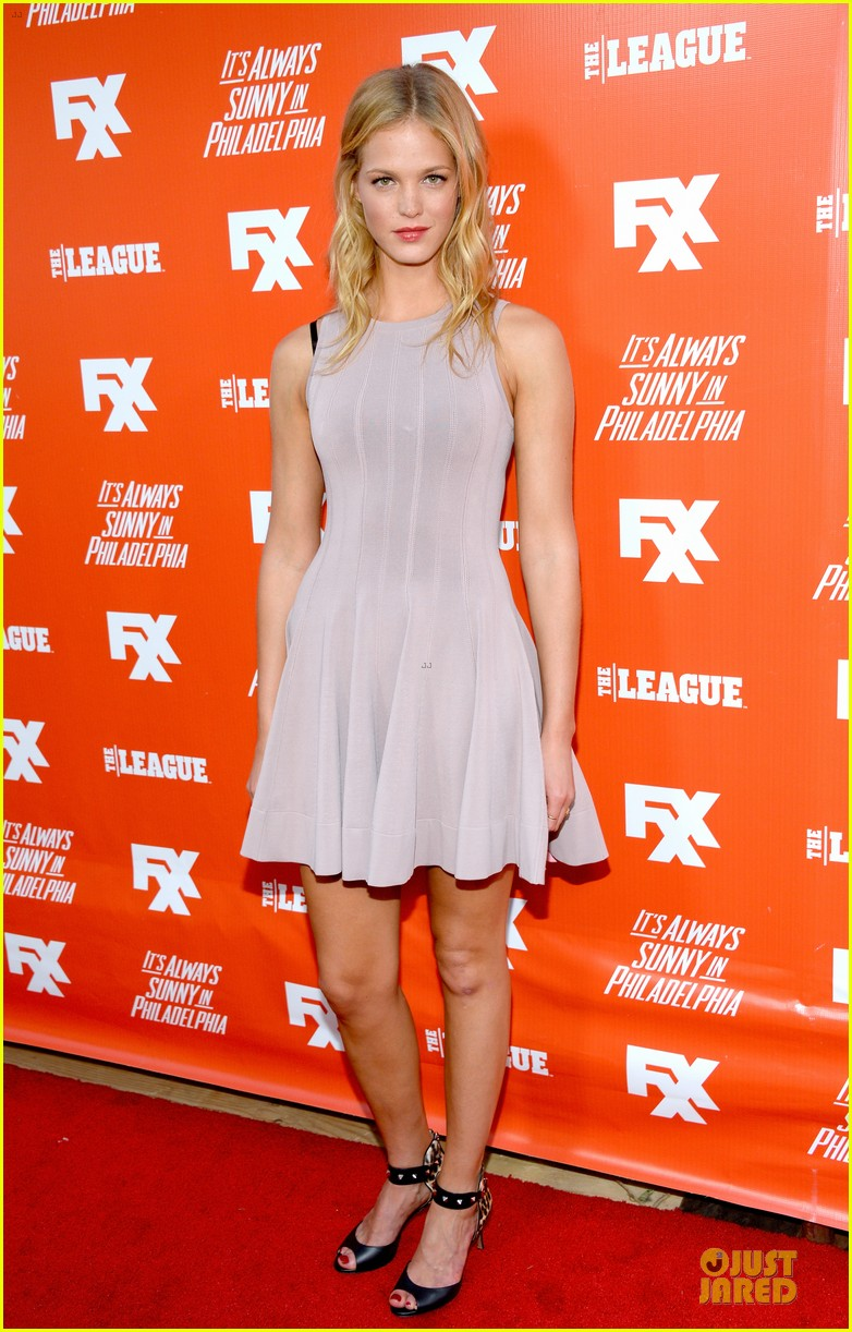 erin heatherton the league season 5 hollywood premiere 17