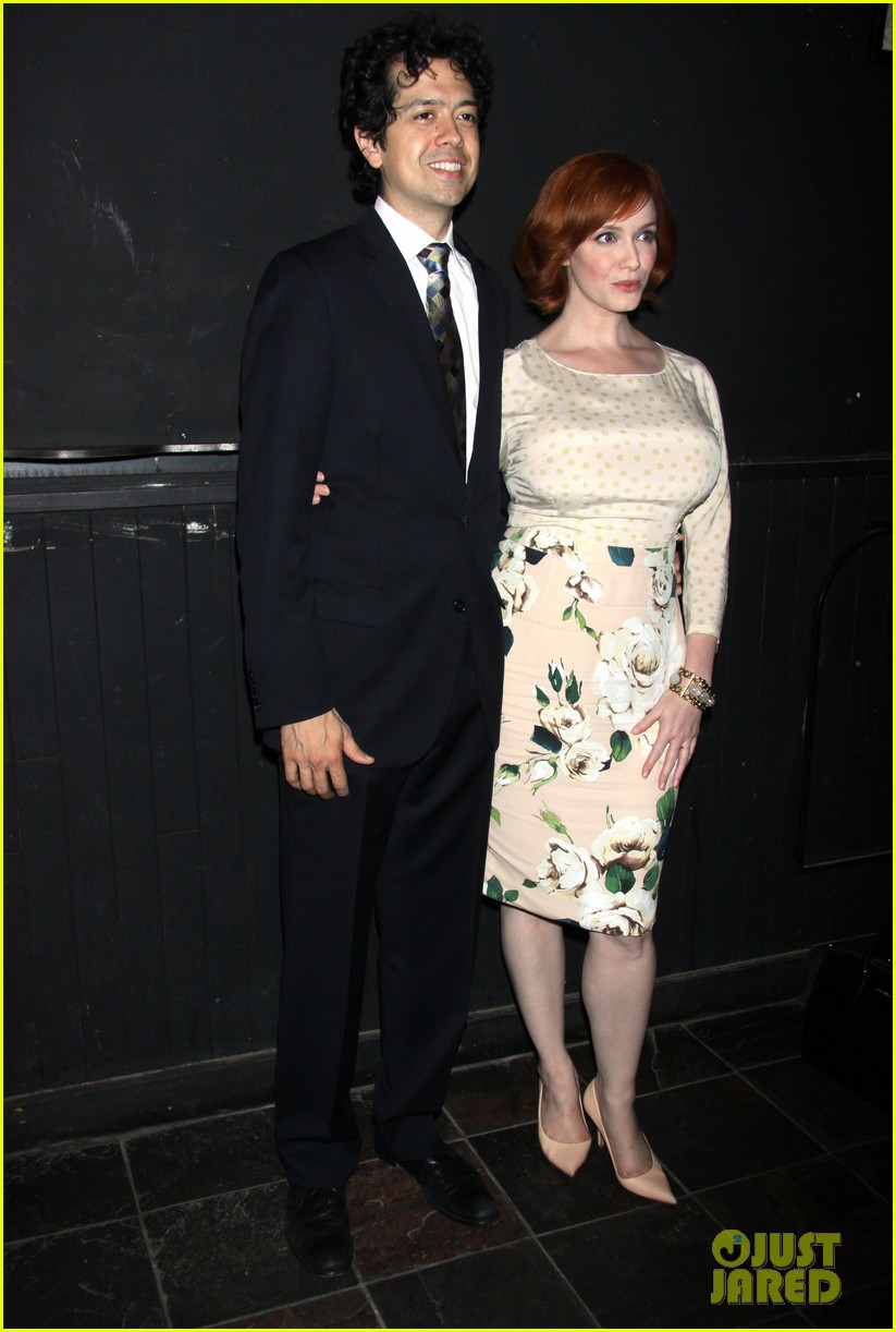 christina hendricks taye diggs everything is ours opening 06