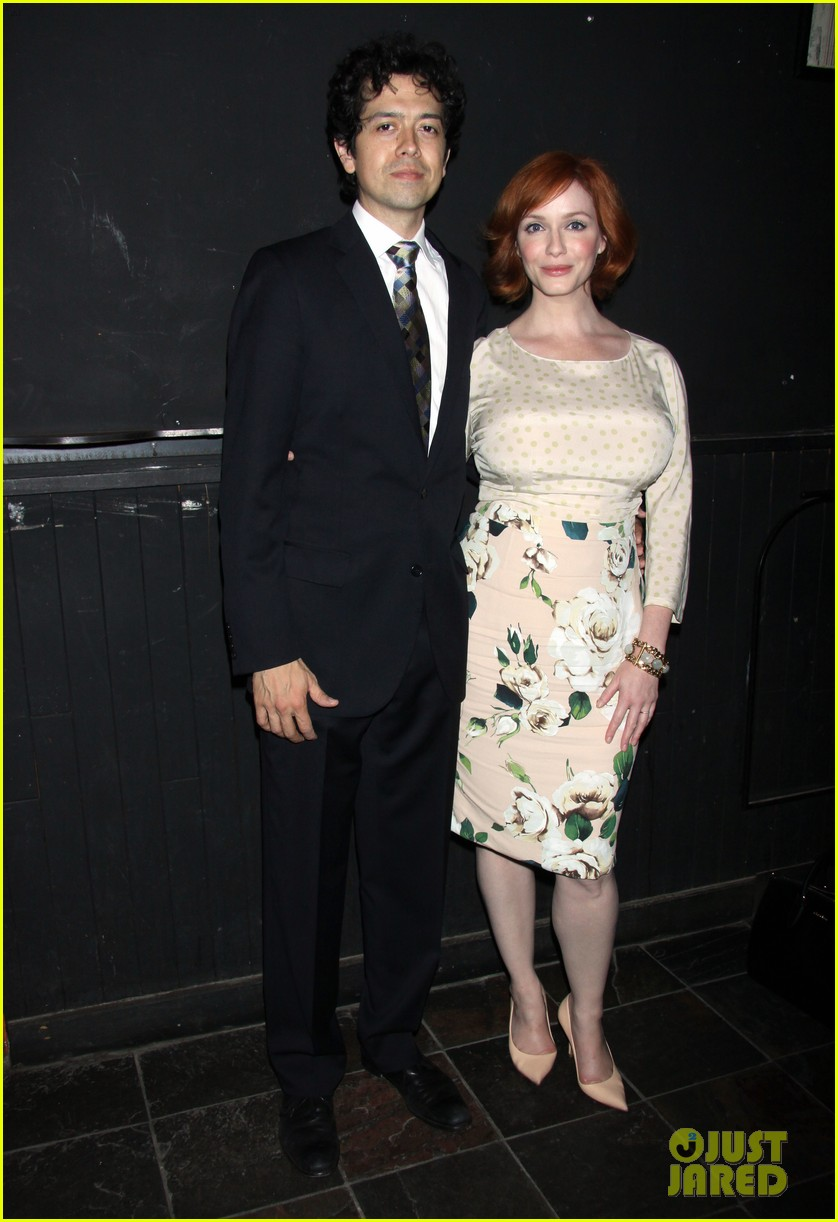 christina hendricks taye diggs everything is ours opening 07