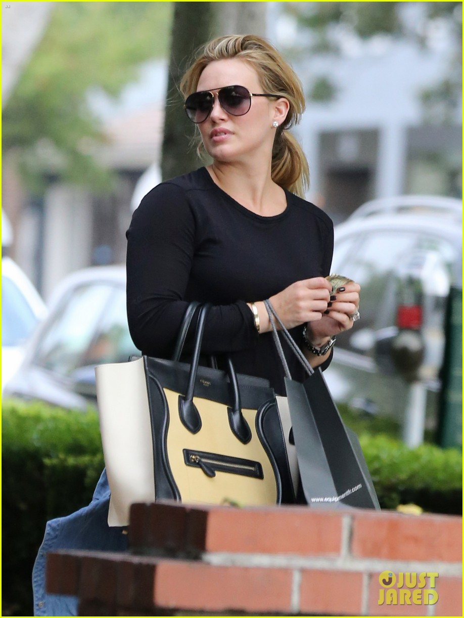 hilary duff girls day out with lisa stelly 05