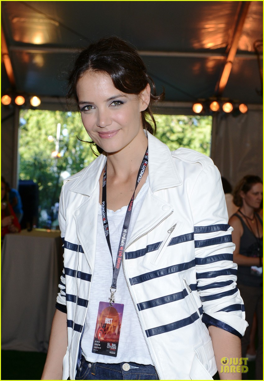 katie holmes olivia wilde global citizen festival babes 02