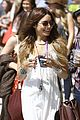 vanessa hudgens spends sunday with stella 02