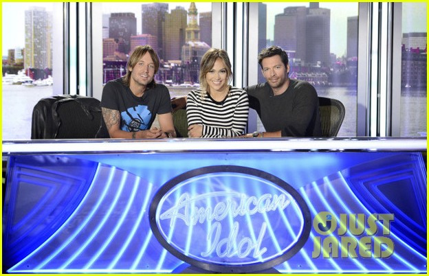 jennifer lopez harry connick jr first american idol judges photo 01