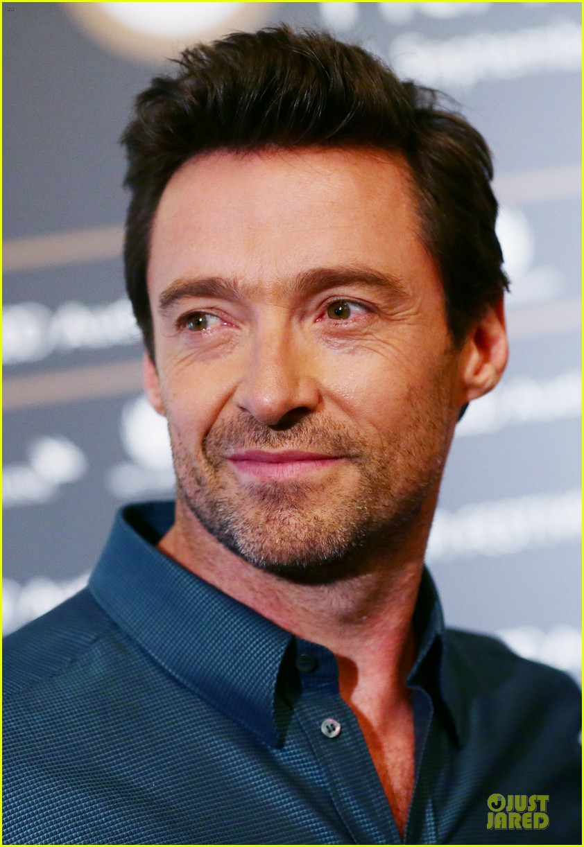 hugh jackman confirms chappie role 072962013